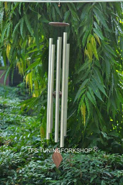 Sound Healing Solfeggio Wind Chime Large