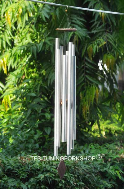 Sound Healing Fibonacci Wind Chime Large