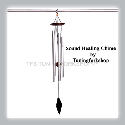 Sound Healing Om Wind Chime Small