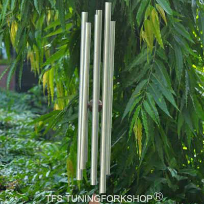 Tuned Wind Chimes