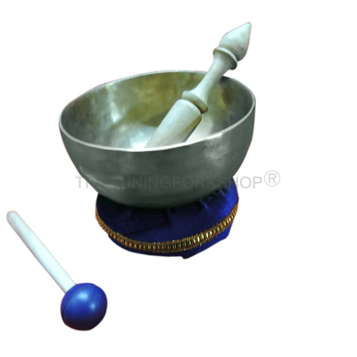 "5"" Hand Hammered 7 Metal Tibetan Meditation Singing Bowl"